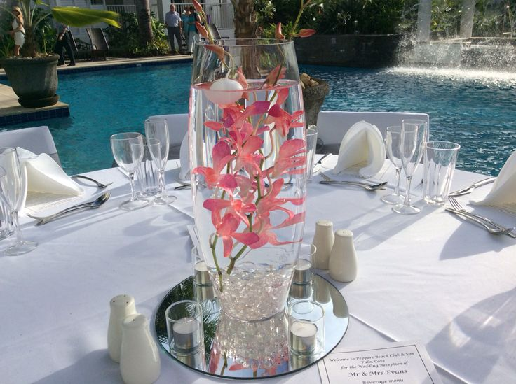 Orchid Centrepiece... PWE x