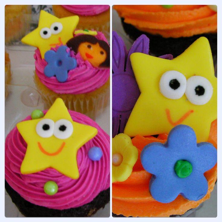 Doras Cupcakes cakepins.com