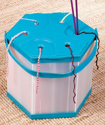 yarn organizers | Tangle-Free Yarn Drum Organizer VERY LOW PRICE - Totes & CasesDrums Organic, Diy Version, Yarns Storage, Yarns Drums, Crochet Crafts, Yarns Life, Crafts Organic, Moma, Yarns Organic