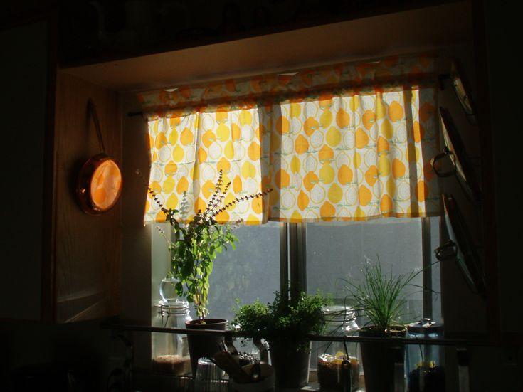 17 melhores ideias sobre half window curtains no pinterest