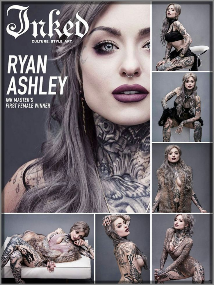 I am so friggin honored to be on this month's Inked Magazine! Thank you so much you guys for all the support, this is honestly a dream come true for me! ❤ Photo 📷 : Mark Mann (@markmann on Instagram) Reposting from my Instagram @/ryanashleymalarkey •...