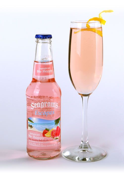 Seagram's Escapes Jamaican Me Fancy | Alcoholic Beverage ...
