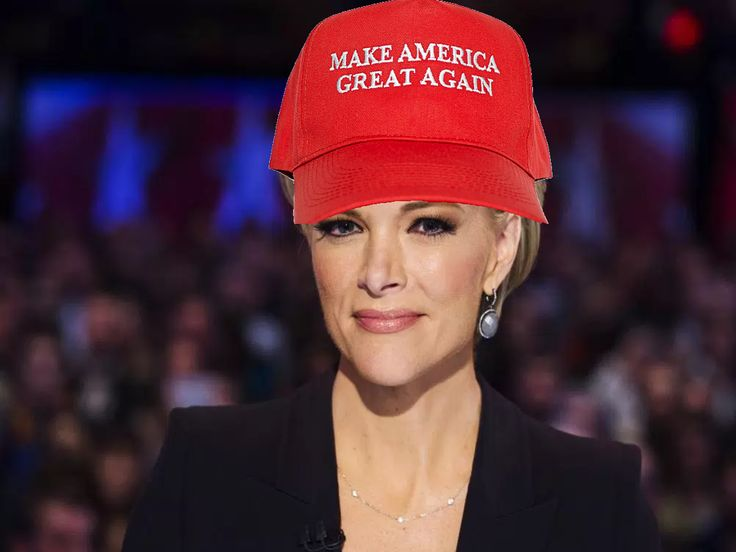 Megyn Kelly jumps on the Trump Train: bashes Michelle Fields on her FOX program - 4/17/16