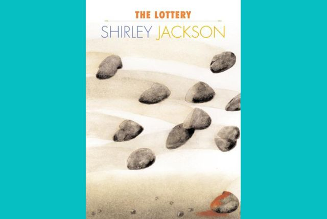 the dystopian society in shirley jacksons the lottery Study guide: the lottery by shirley jackson it describes tessie's change of heart about the lottery  critical to a dystopian society such as the one in the.