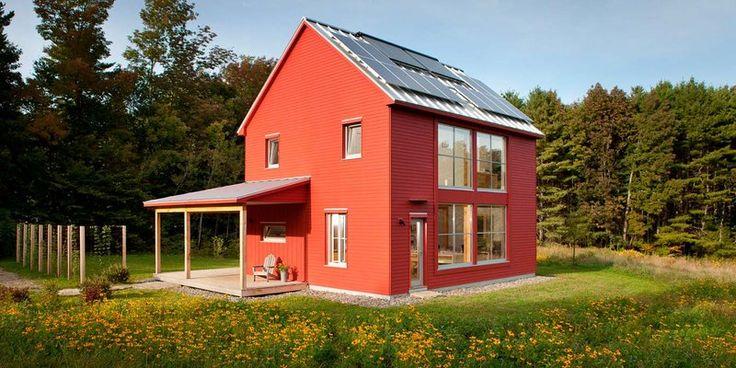 Casas prefabricadas con mucho encanto