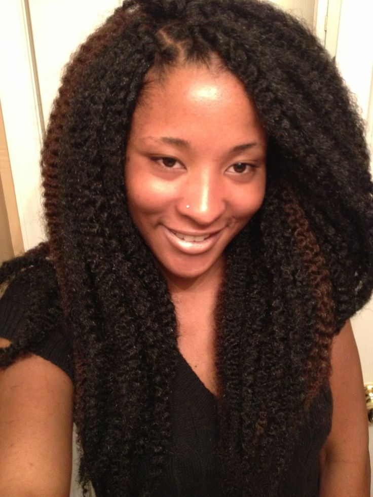 Long C Natural Hair Pinterest