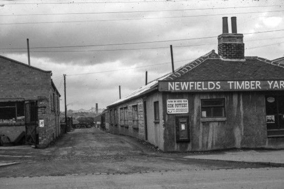 More unseen images of Tunstall: Bert Bentley Collection