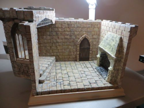 My Daughters Box Room Right Side: 40 Best Miniature Castle Ideas Images On Pinterest