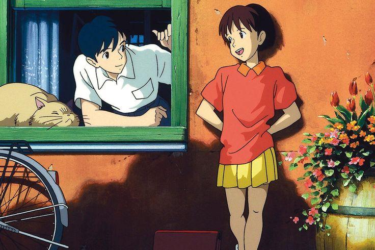 Susurros del corazón (Yoshifumi Kondô, 1995)