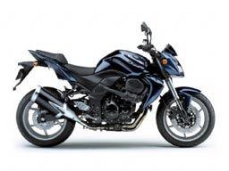 Les catégories de moto