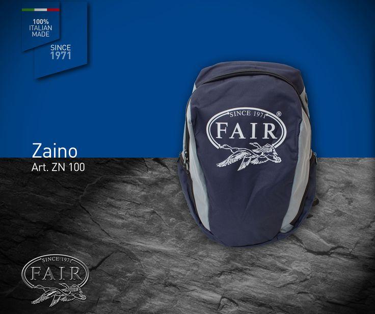 Lo zaino F.A.I.R.® è disponibile online su F.A.I.R.-STORE®, acquista ora qui http://www.fair-store.com/it/ F.A.I.R.® backpack is available online at F.A.I.R.- STORE®, buy it now here http://www.fair-store.com/en/