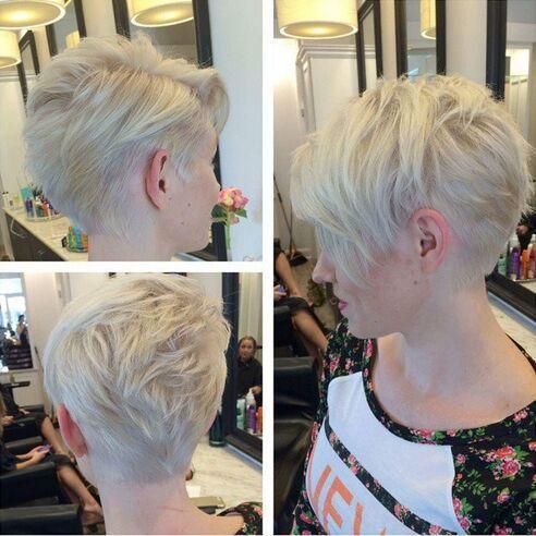 Short Hairstyle Ideas for Thin Hair
