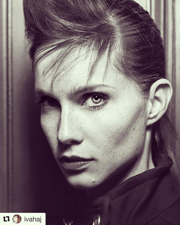 You dont want me to get upset!#actress #photoshooting #dontf*ckwithme #hanavagnerova #punkisnitdead #portrait #novictim #lovemylife @ivahaj