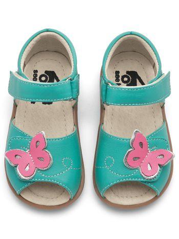 See Kai Run Maryssa Aqua available at www.tinysoles.com! #TinySoles