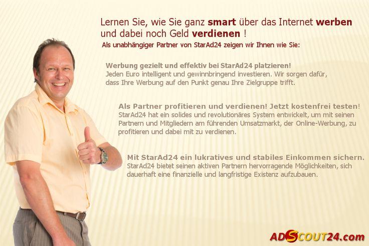 Deutsche Werbeplattform die zahlt