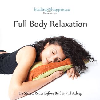 With this Full Body Relaxation, you will find yourself slowly becoming more and more relaxed as the guidance leads you into a state of peace where your body will be at rest.