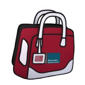 Unique 3D #CARTOON style BRIEF. Make your #Brand stand out! Get your quality #PromoProducts from  www.luscangroup.com