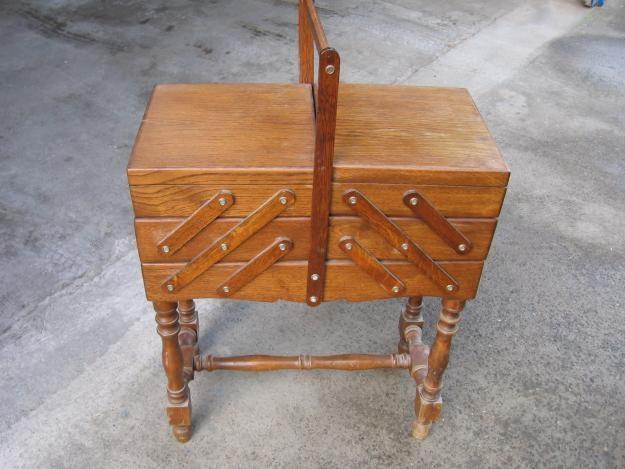Une bo te couture ou travailleuse les meubles le for Ou acheter une boite a couture