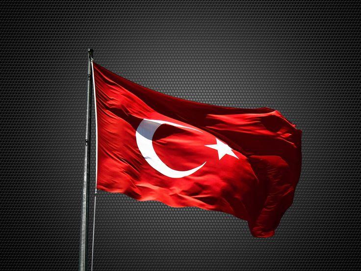 Türk Bayrağı-Turkish Flag