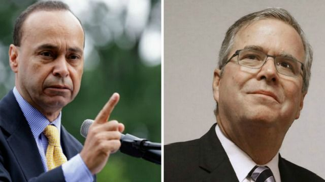 Jeb Bush, Luis Gutierrez to Keynote Pro-Amnesty Hispanic Group's Convention