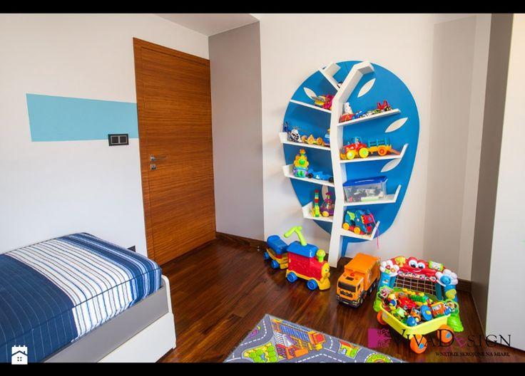 Pokój chłopca - zdjęcie od Pracownia Projektowania Wnętrz Viva Design