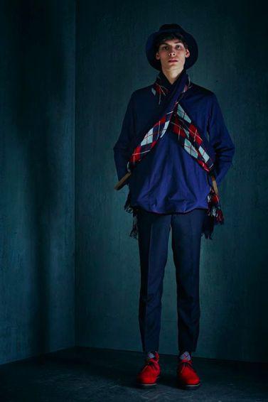 #Moda Hombre  2015 Fall Winter Otoño Invierno #Tendencias #Moda Hombre