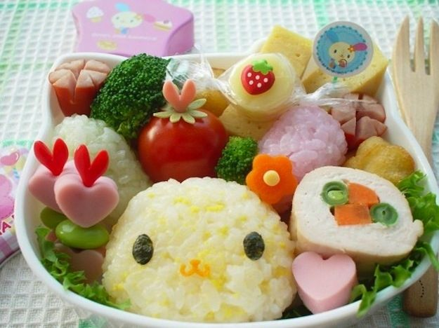 Unbelievable Looking Lunch Box Meals You Wish Your Mom Made For You