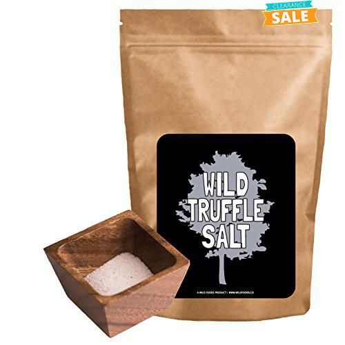 A delicious #White #Truffle Salt made from Italian White Alba Truffles! White Truffles from the Italian countryside are delicately infused with hand-harvested Me...