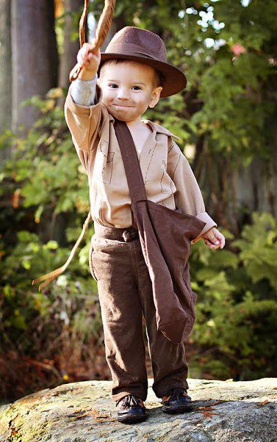 15 ideas de Disfraces Caseros para Niños