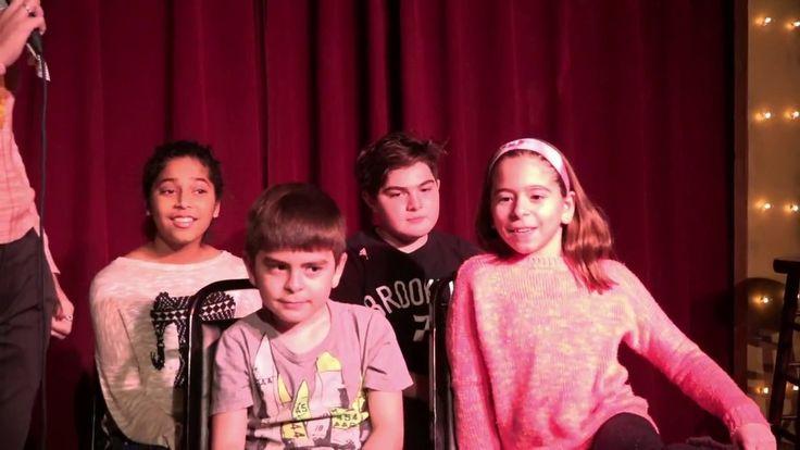 Improv 4 Kids Comedy Kids - Hitchhiking Emotions