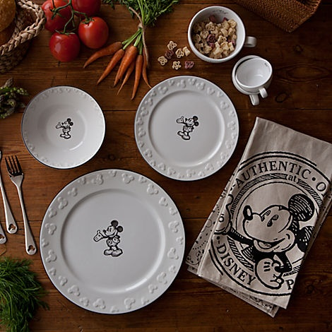 Gourmet Mickey Mouse Kitchen Towel Set -- 2-Pc. | Kitchen Essentials | Disney Store
