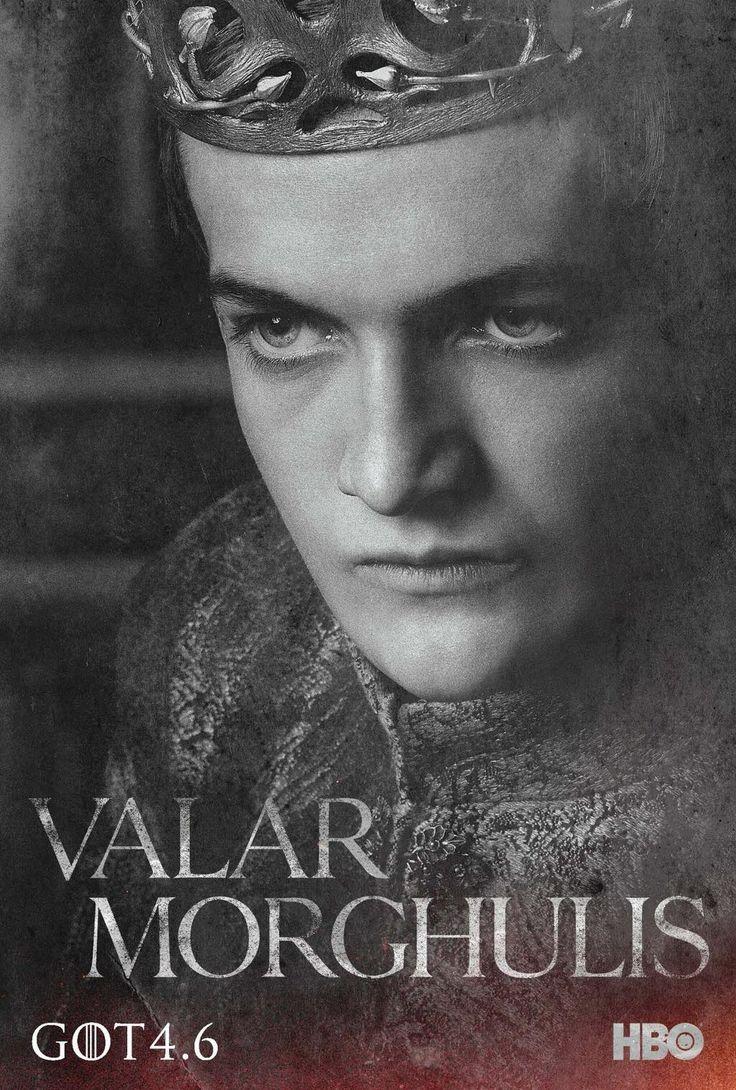 Joffrey Baratheon. #ValarMorghulis #GoTSeason4 pic.twitter.com/GOrtMQQuEz