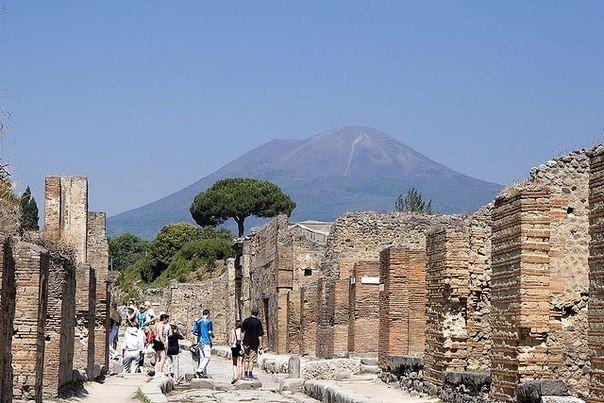 Древнеримский город Помпеи, Италия - Путешествуем вместе