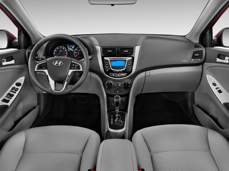 2015 Hyundai Accent Hatchback Interior Dashboard Also, the interior of 2015 Hyundai Accent Hatchback looks inovative.