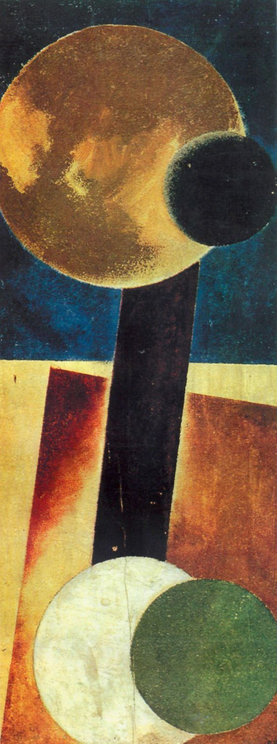 "Alexander Rodchenko ""Composition without Objects"""