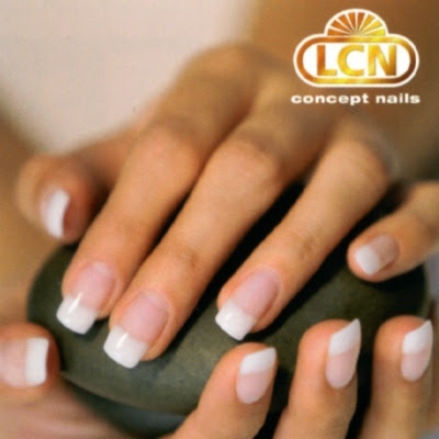 LCN Nails-love the look