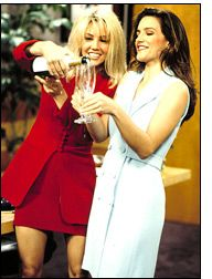 Ahhhh...memories of one of my favorite 1990's trends – the short skirt. What we girls did, and still do, for fashion.