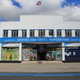 Sewing and Craft Superstore - London, United Kingdom