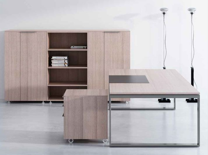 ON+ workstations by Levira from Fuze Business Interiors