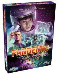 Pandemic (magyar): A Labor (In the Lab) társasjáték - Szellemlovas társasjáték webshop