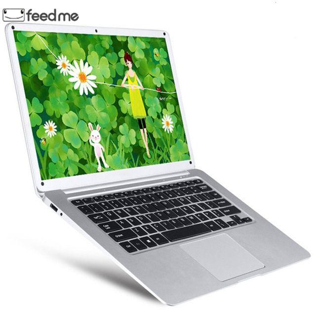 Feed Me 14 1 Inch Laptop Intel Atom X5 Z8350 Quad Core 2gb Ram 32gb Rom Windows 10 Ips Screen With Hdmi Port Wifi Bluetooth 4 0 2gb Ram Hdmi Intel