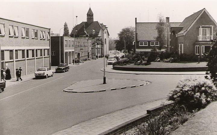 Oude politiebureau Brunssum 60er jaren