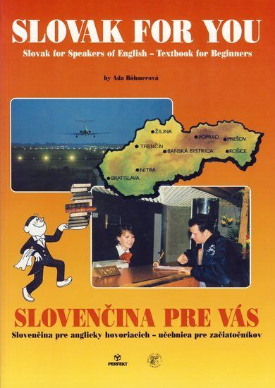 Kniha: Slovak for You-učeb. (Ada Böhmerová) | bux.sk