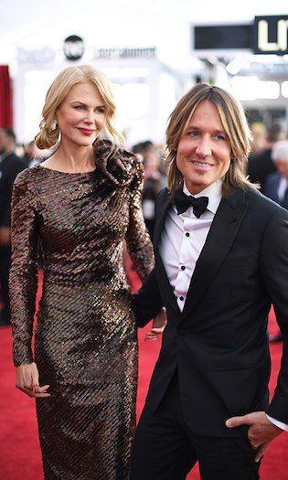 Nicole Kidman and Keith Urban  Photo: © Getty Images 2018
