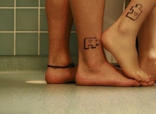 My missing pieceTattoo Ideas, Couples Tattoo, Friends Tattoo, Best Friends, Cute Ideas, Cute Couples, Matching Tattoo, Sisters Tattoo, Puzzles Piece