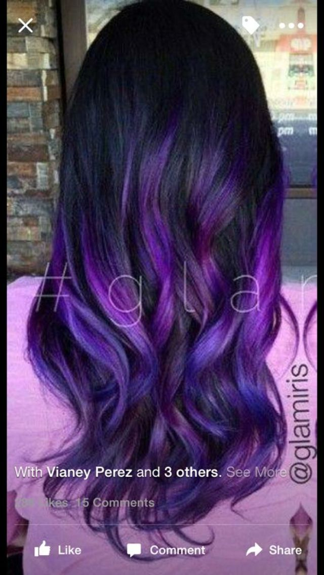Get me this hair!!