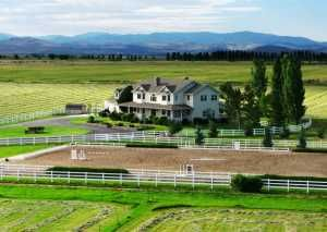 Horse Properties Equestrian Real Estate Nevada - NV : Equestrian Estate Horse Farms and Ranches For Sale