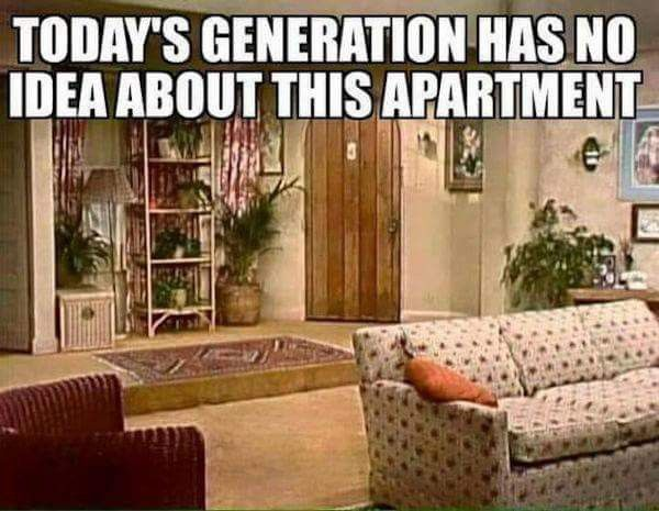 I Sure Do Come And Knock On Our Door My Childhood Memories Three S Company Childhood