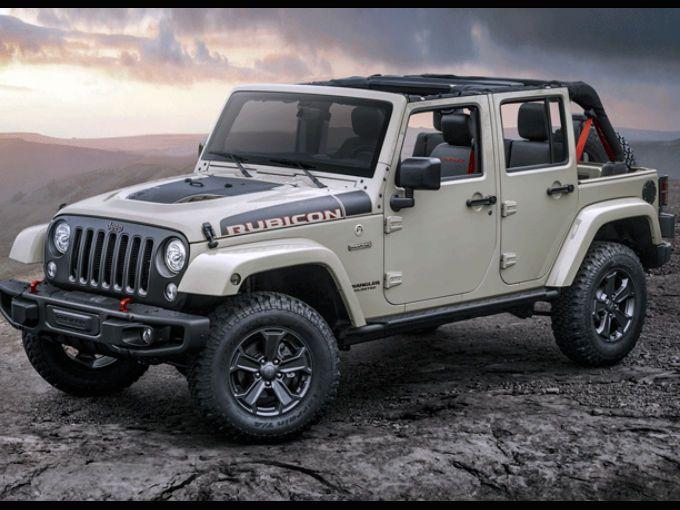 Jeep Wrangler Rubicon Edition precio características y especificaciones | Atraccion360