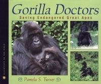 A group of talented veterinarians, hoping to preserve this endangered species, present a study of the effects of human exposure on the mountain gorillas of Rwanda and Uganda.: Fields Series, Endangered Species, Ape Scientist, Mountain Gorilla, Save Endangered, Science Reading, Talent Veterinarians, Human Exposure, Gorilla Doctors
